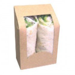 Boite tortilla carton