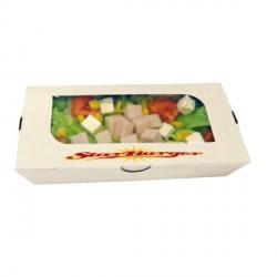 Boite salade carton 480cc