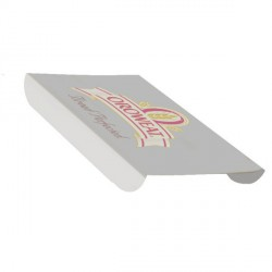 Plateau à gauffre carton petit modèle