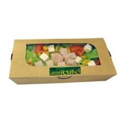 Boite salade carton 730cc