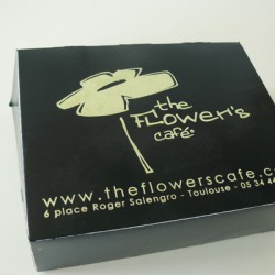 THE FLOWER CAFE